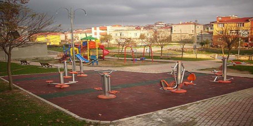 Akşemsettin Mahallesi'ne Yeni Park Kazandırıldı