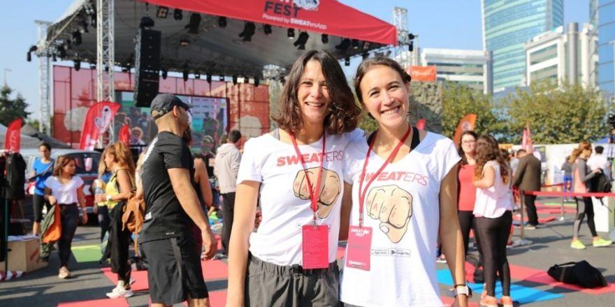 İstanbul'da 5 Bin Sporsever Festivalde Buluştu