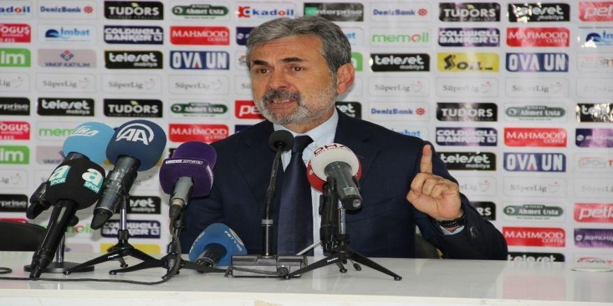 """Galatasaray'a Karşı Yüzde 60'la Oynadık"""
