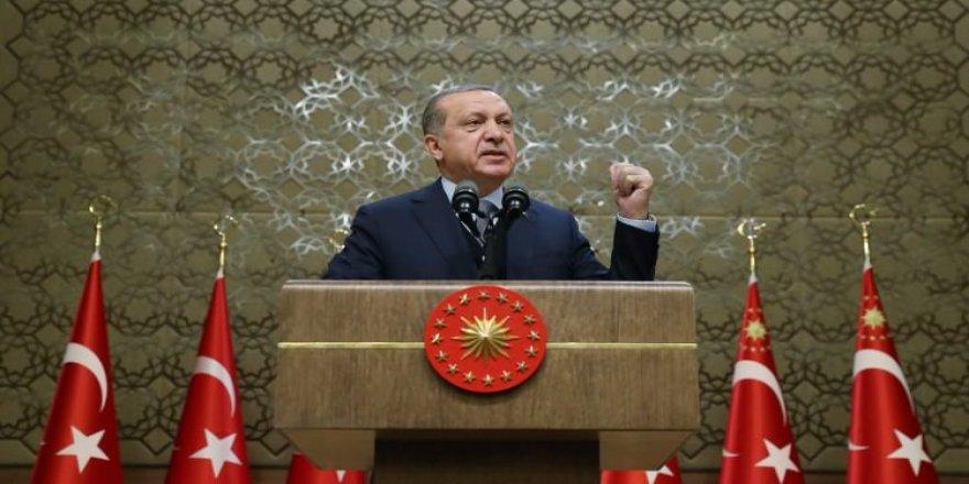 Erdoğan: Yanlış yapana af yok