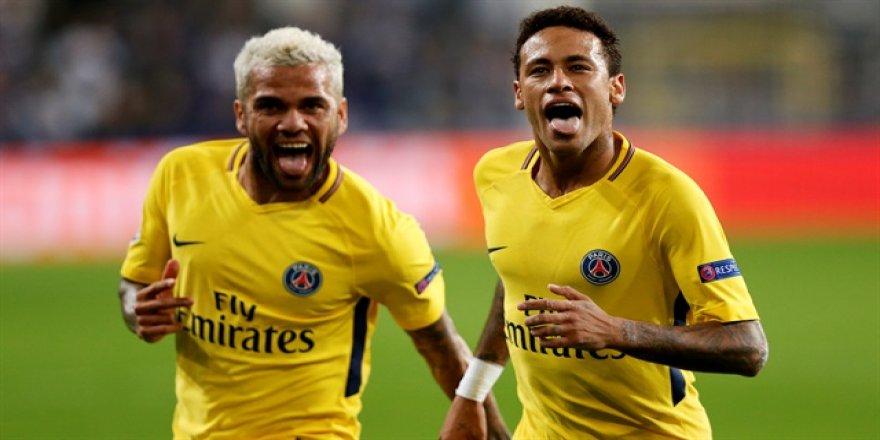 Dani Alves'den Marsilya'yı kızdıran sözler