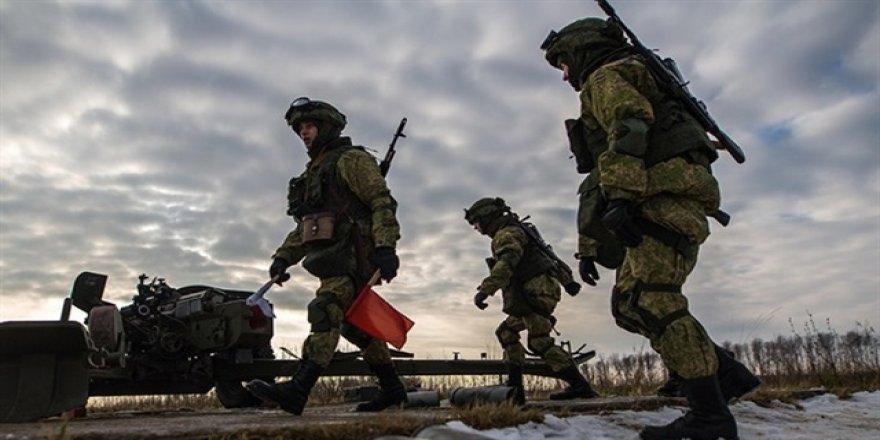 Rusya'da asker 4 silah arkadaşını öldürdü
