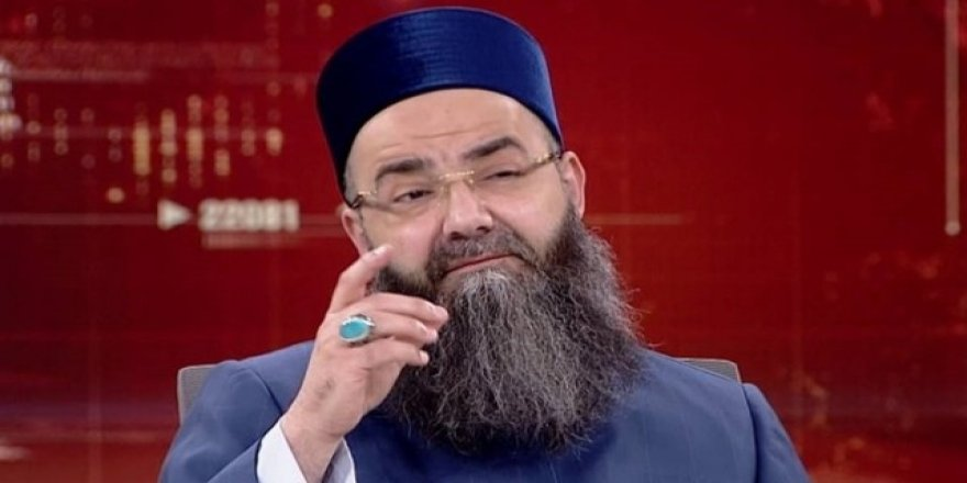 Cübbeli Ahmet'ten olay Melih Gökçek sözleri
