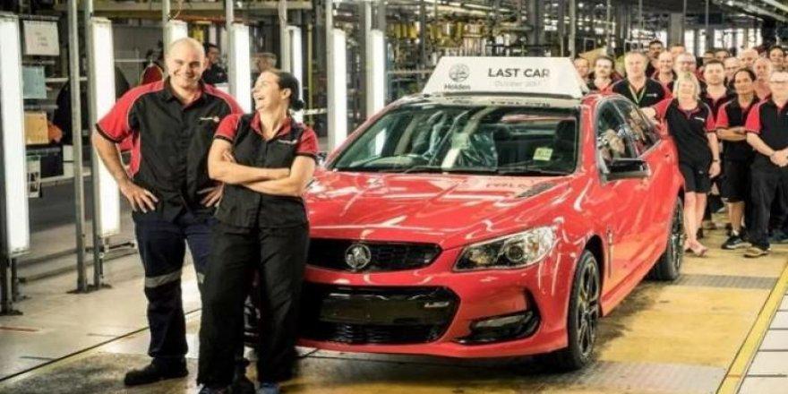 Artık otomobil üretilmeyecek