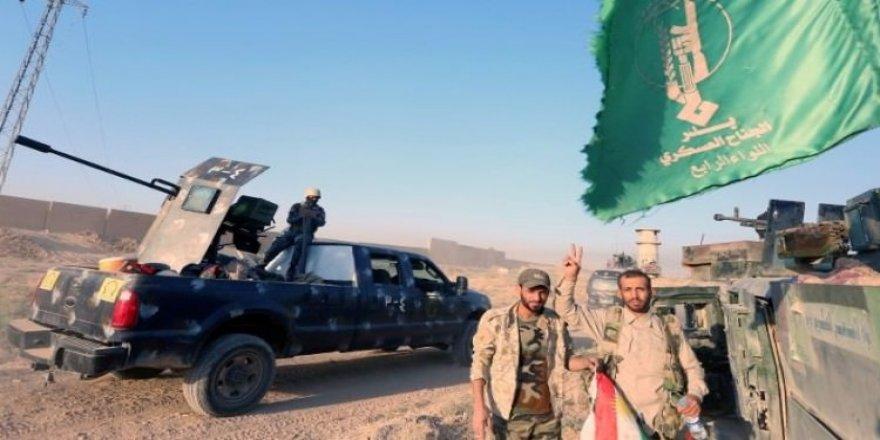 Haşdi Şabi'den ABD'ye rest!