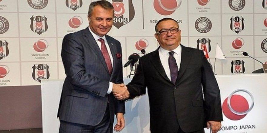 Beşiktaş iki yıl daha Sompo Japan