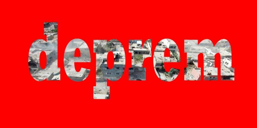 Bodrum'da 4.6 Büyüklüğünde Deprem