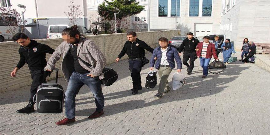 Samsun'da Fetö Operasyonu: 16 Gözaltı