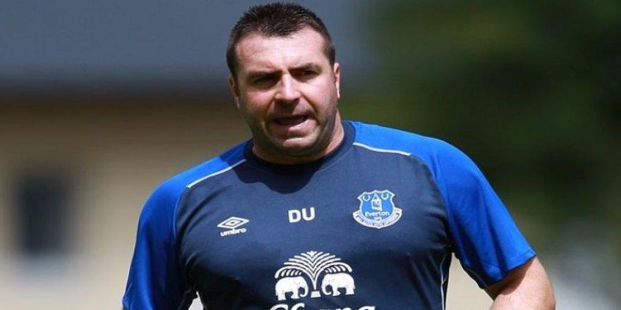 Everton'da geçici menajer açıklandı