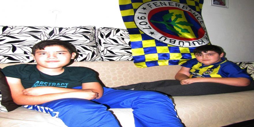 Tek Hayalleri Fenerbahçe'nin Maçını Statta İzlemek