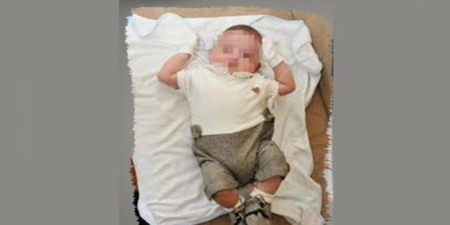 3 aylık bebekten çıkan, doktorları şoke etti!