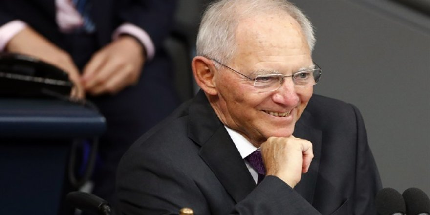 Almanya'da Meclis Başkanı seçildi