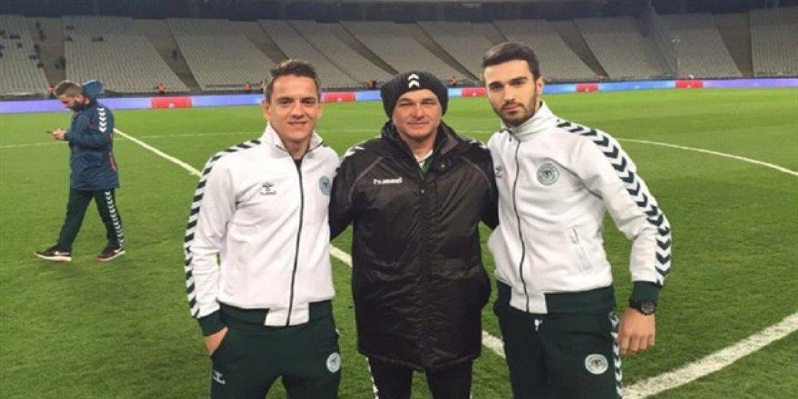 Konyaspor'a yeni antrenör Fenerbahçe'den