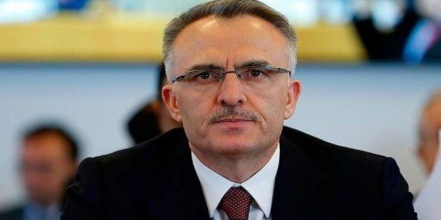 Ağbal'dan enflasyon açıklaması