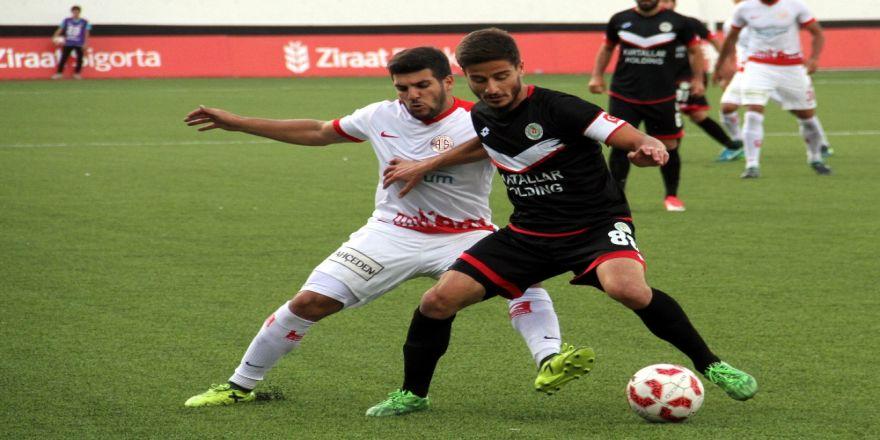 Antalyaspor Tek Golle Turladı