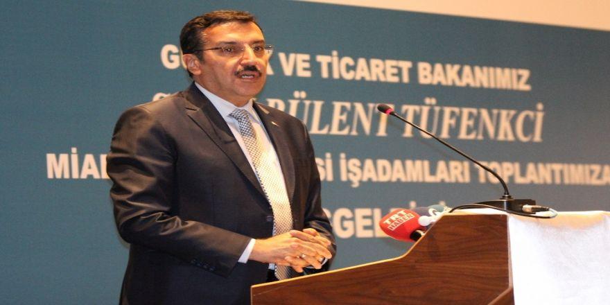 Amerika Ve Türkiye'nin Ekonomik İlişkilerine Vurgu Yaptı