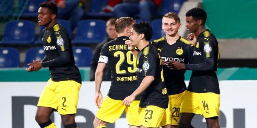 Nuri Şahinli Dortmund rahat turladı