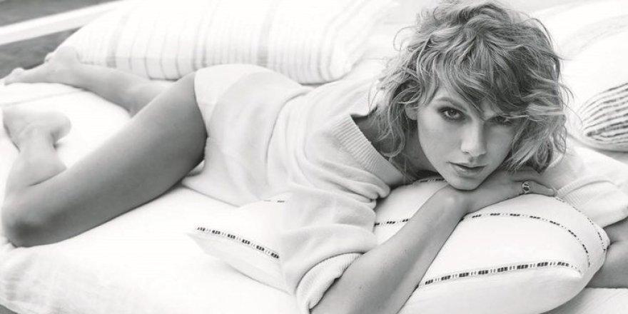 Taylor Swift çırılçıplak!