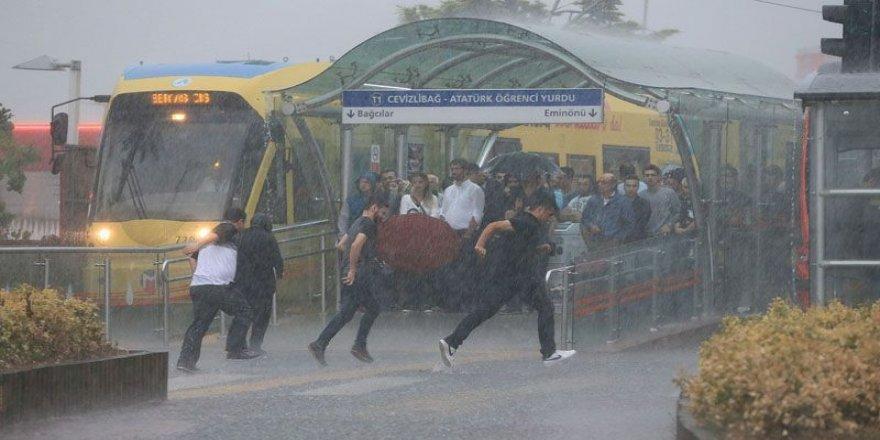 Meteoroloji uyardı: 'Sadece yağmur değil..'