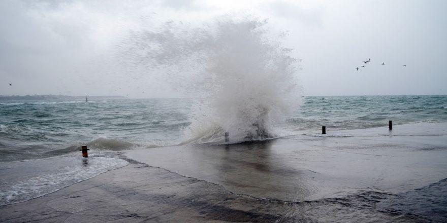 Meteoroloji Uyardı Bugün Fırtına Bekleniyor
