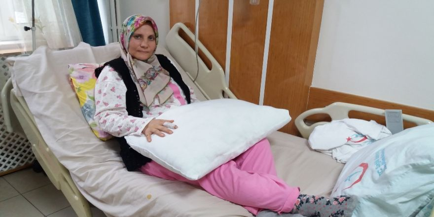 Kocası 5 Yerinen Bıçaklamıştı: Hiç Mutlu Günümüz Olmadı