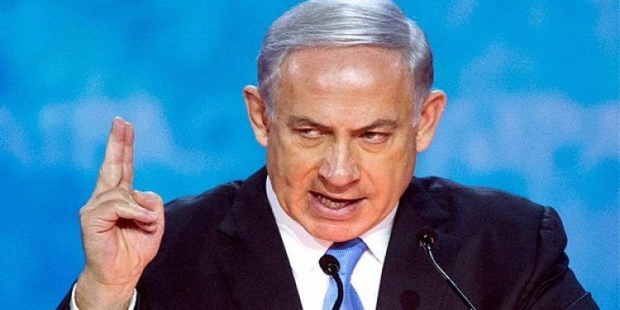 Netanyahu geri adım atmadı!
