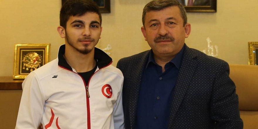 Eray Şamdan, Dünya Şampiyonası'nda