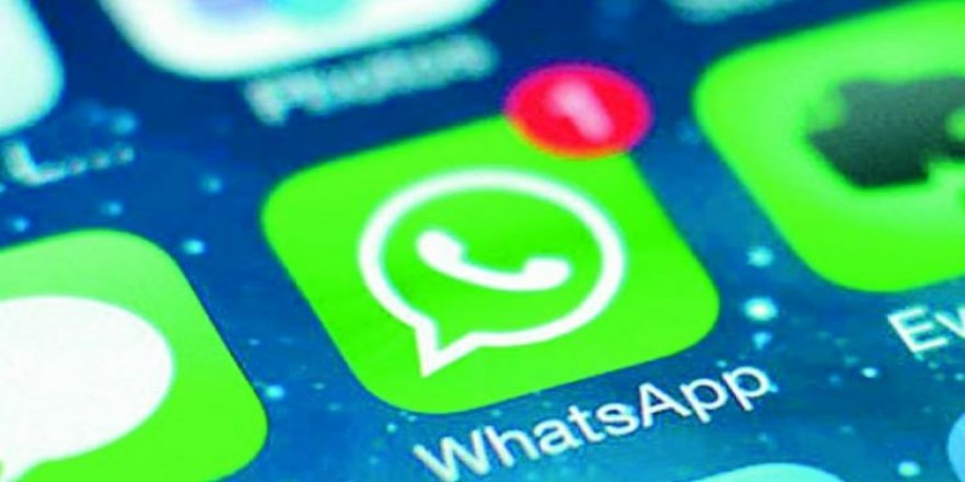 WhatsApp'a gelen yeni özellik