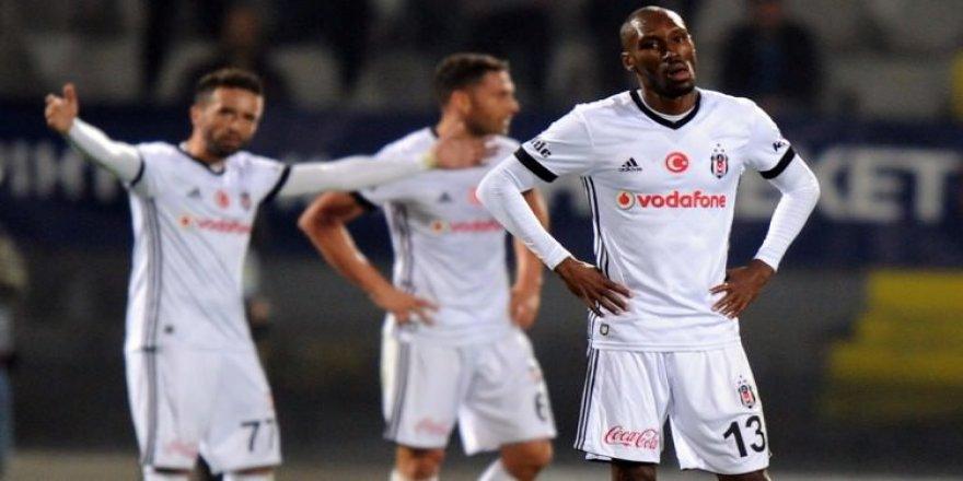 Beşiktaş şaşırttı!