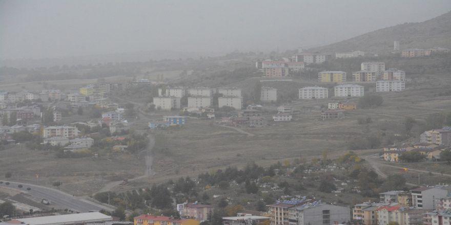Toz Fırtınası Giresun'as Ulaştı