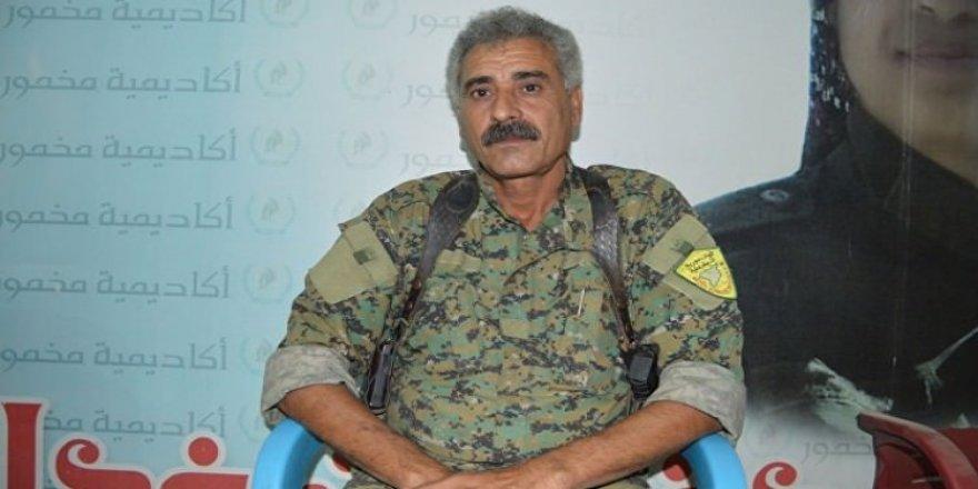 YPG'den çarpıcı ABD itirafı!