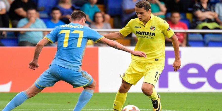 Enes Ünal'lı Villarreal'de şok yenilgi!