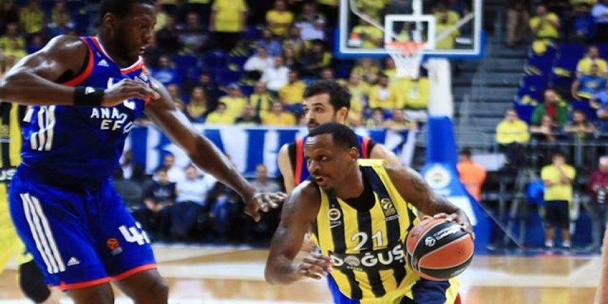 Fenerbahçe Doğuş 81-70 Anadolu Efes