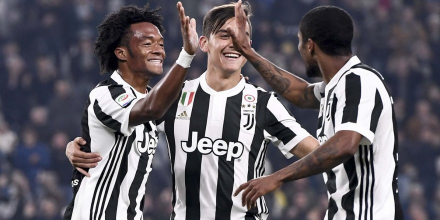 Juventus evinde farka gitti!