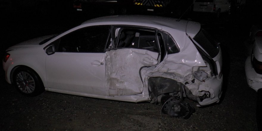 Makasa girince olan oldu: 1'i polis 5 yaralı