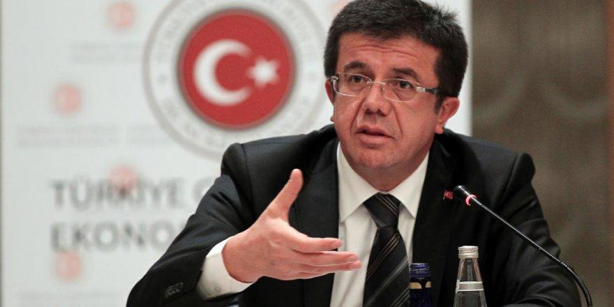 """Bakan Zeybekci: """"Türkiye Büyümede 3'üncü Çeyrekte Dünya Birincisi Olacak"""""""