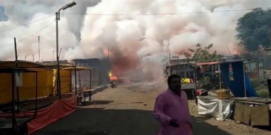 Endonezya'da patlama: 23 ölü