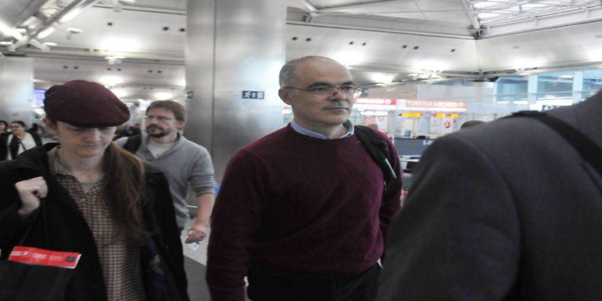 Büyükada Davası Sanıkları Türkiye'den Ayrıldı