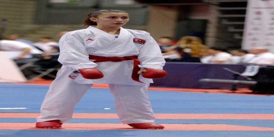 Damla Ocak Dünya Karete Şampiyonası'nda Finalde