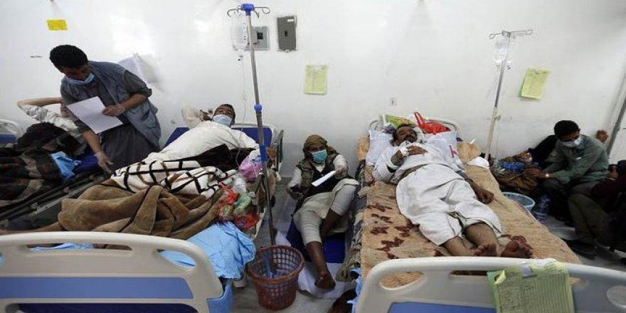 Yemen'de kolera tehlikesi!