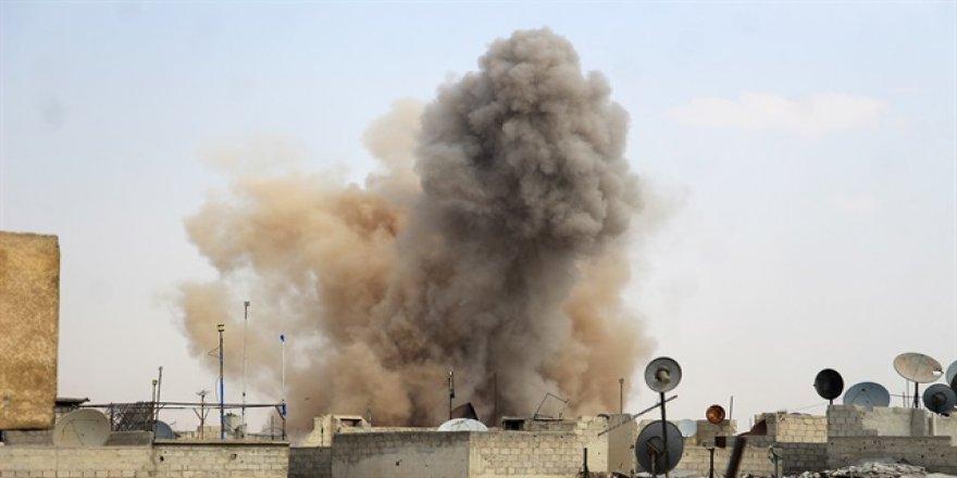 Doğu Guta'ya saldırı: 9 ölü 12 yaralı