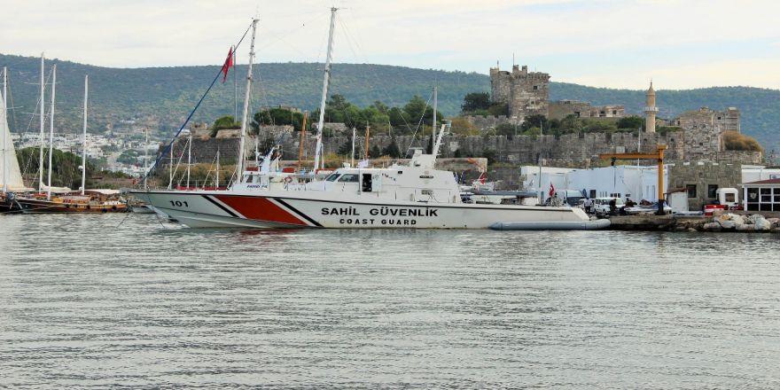 Deniz Yoluyla Kaçmaya Çalışan Fetö'cülere Operasyon