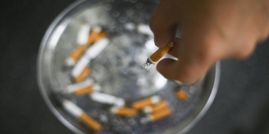 Ölenlerin yüzde 27'sinin sebebi sigara