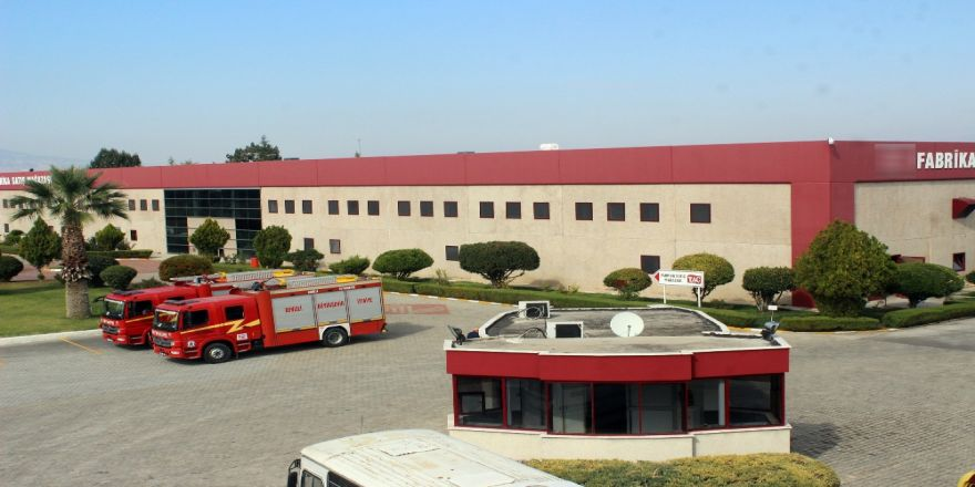 Tekstil Fabrikasında Gaz Sızıntısı: 37 İşçi Hastanelik Oldu