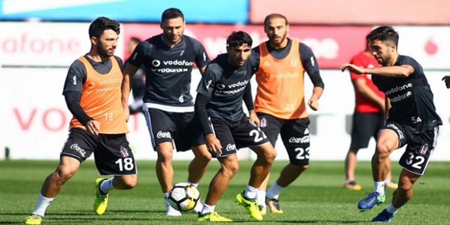 Beşiktaş, Alanyaspor Maçı Hazırlıklarını Tamamladı