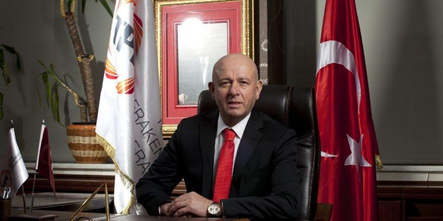 """Tpf Başkanı: """"Ucuz Kırmızı Et Projesine Biz De Talibiz"""""""