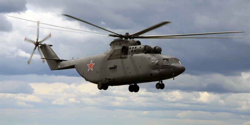 Rus helikopteri 2 gündür kayıp