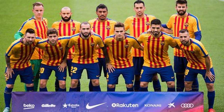 Bağımsızlık sonrası flaş Barça gelişmesi