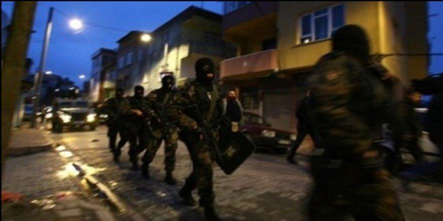 İstanbul'da terör operasyonu! 19 adrese eş zamanlı baskın