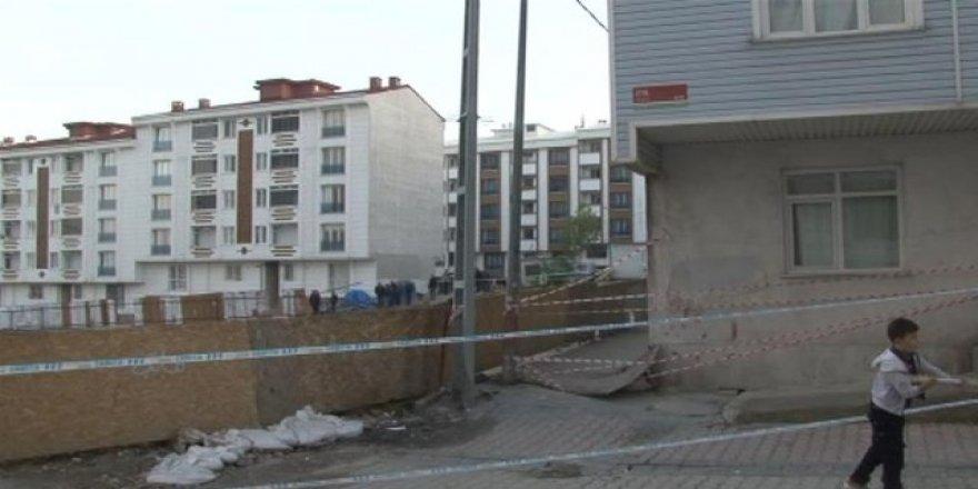 Esenyurt'ta ekipler alarma geçti! Binalar boşaltıldı